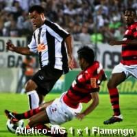 Atlético-MG 1 x 1 Flamengo - Campeonato Brasileiro 2011