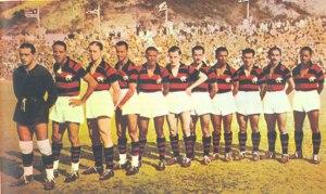 A História do Clube de Regatas do Flamengo - O Primeiro Tri