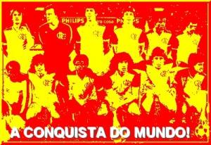 A História do Clube de Regatas do Flamengo - Década maravilhosa