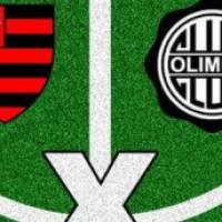 Pré-jogo - Flamengo x Olimpia - Libertadores 2012