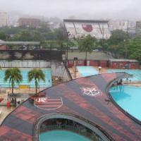 Situação da sede da Gávea e esportes olímpicos.