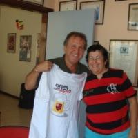 Personalidade Rubro-Negra com Cida Gomes