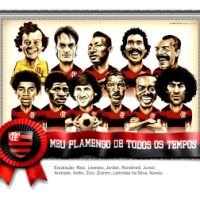 O meu Flamengo de todos os tempos