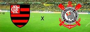 Pré-jogo - Flamengo x Corinthians - Campeonato Brasileiro 2012