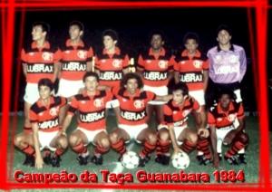Série – 100 anos de Fla x Flu – Flamengo 1 x 0 Fluminense – 1984 – O Fla x Flu das Diretas