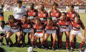 Série - 100 anos de Fla x Flu - Fluminense 0 x 5 Flamengo - 1989 - Despedida de Zico