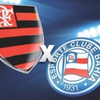 Pré-jogo - Flamengo x Bahia - Campeonato Brasileiro 2012