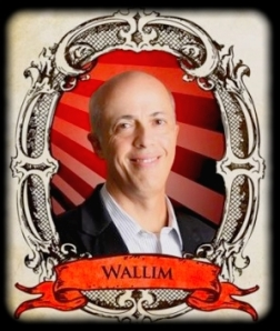 Eleição do Flamengo 2012 - Perfil do candidato Wallin Vasconcellos