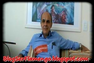 Eleição do Flamengo 2012: Entrevista com o candidato: Eduardo Bandeira de Mello