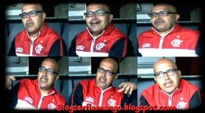 Eleição do Flamengo 2012: Entrevista com José Carlos Peruano