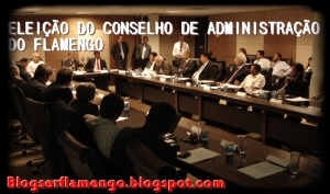 Eleição do Flamengo 2012: Sobre a eleição do Conselho de Administração