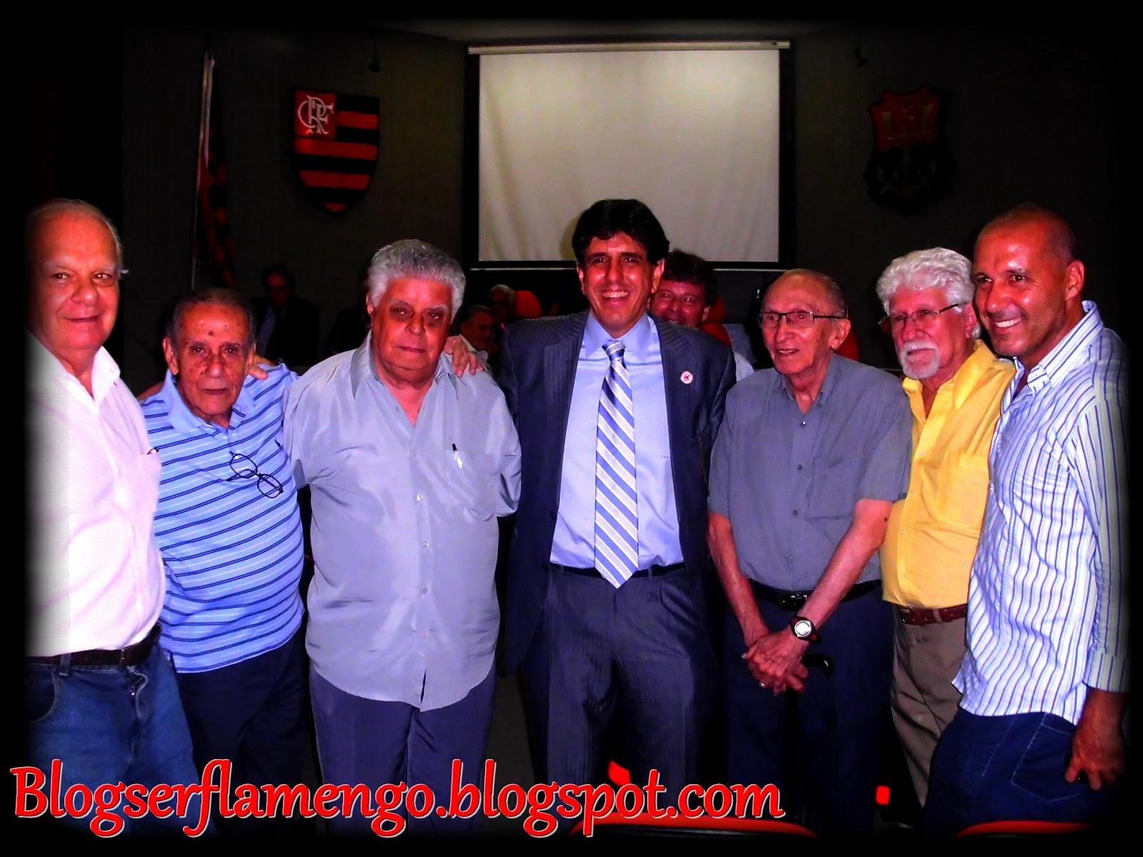 ... mais uma eleição de um poder importante na estrutura administrativa e  política do Flamengo que foi a eleição para presidente do Conselho  Deliberativo. f23d9c7210dcc