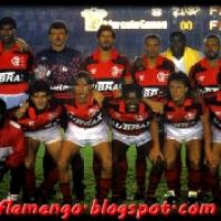 Série - 100 anos de Fla x Flu - Flamengo 4 x 2 - Fluminense - Final do Carioca de 1991