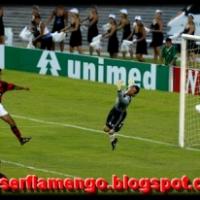 Série - 100 de Fla x Flu - Flamengo 4 x 3 Fluminense - Taça Guanabara 2004