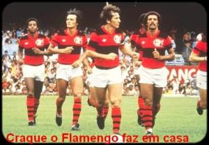 A História do Clube de Regatas do Flamengo - O começo da geração de ouro