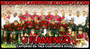 Série - 100 Anos de Fla x Flu - FLUMINENSE 2 x 3 FLAMENGO - Final da Taça Guanabara 2004