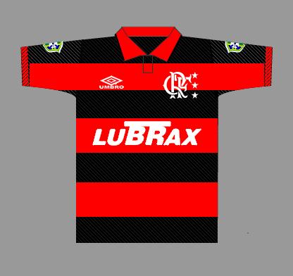 A evolução do Manto Sagrado do Flamengo - Coluna do Flamengo ... 6c515860bbe9c