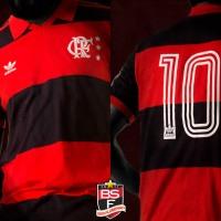 adidas Originals lança réplica da camisa do Flamengo