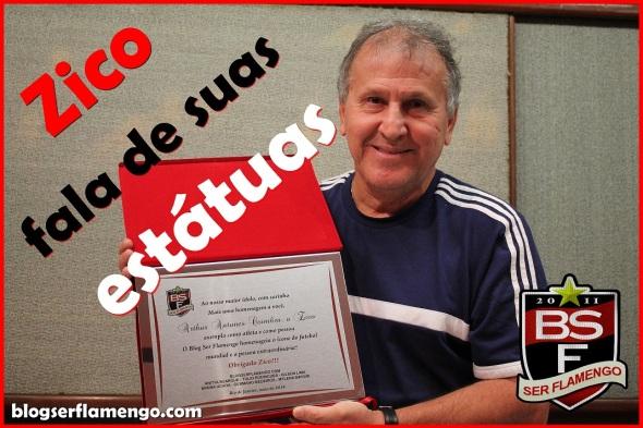 Zico fala de suas estátuas_Blog_Ser_Flamengo