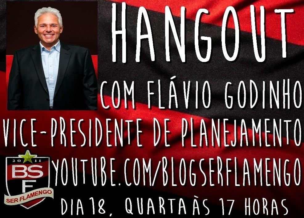 Hangout com Godinho