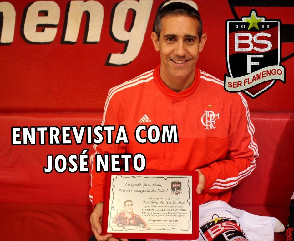 Entrevista com José Neto