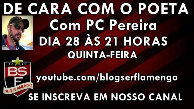 De Cara com o Poeta_PC Pereira