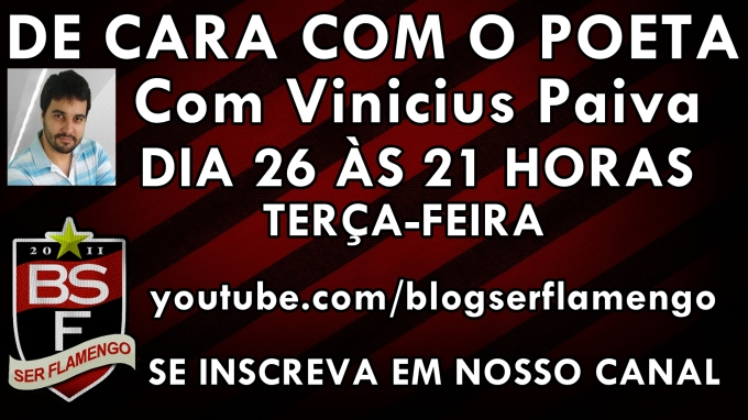 De Cara com o Poeta_Vinicius Paiva